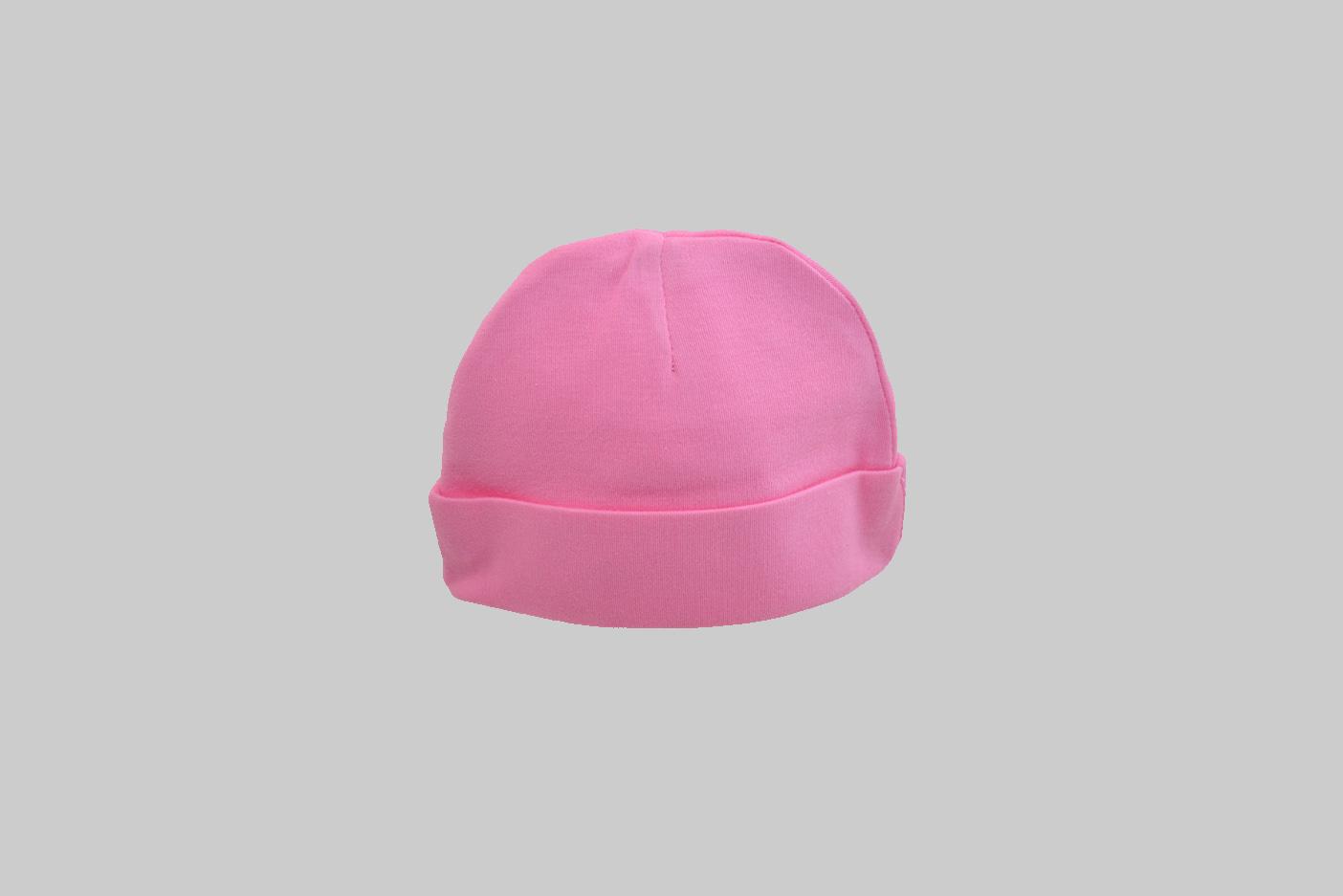 Aurora Pink Baby Cap