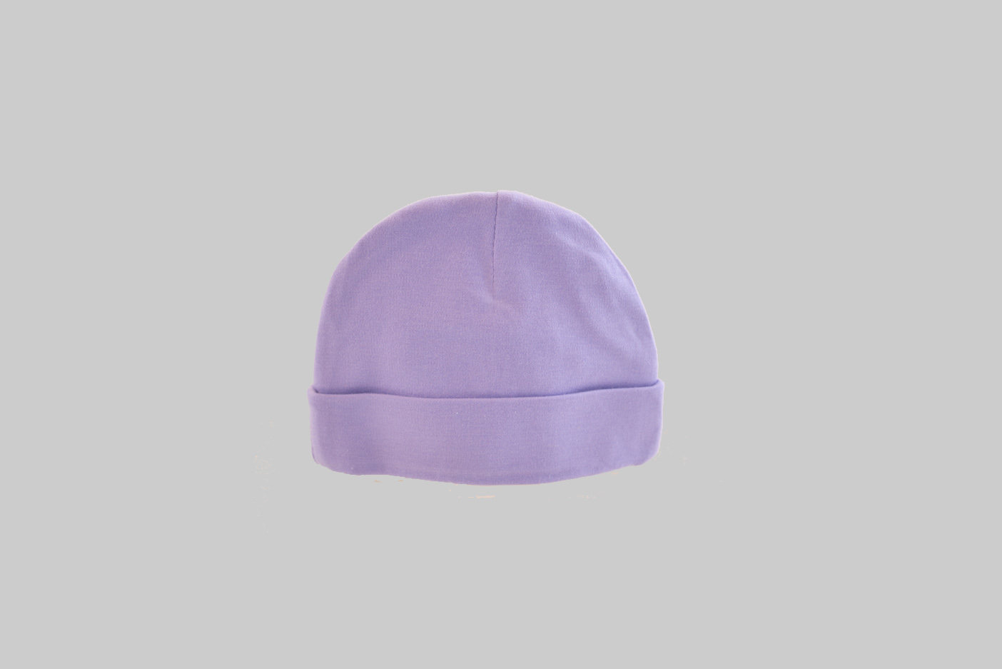 sweet lavender baby cap