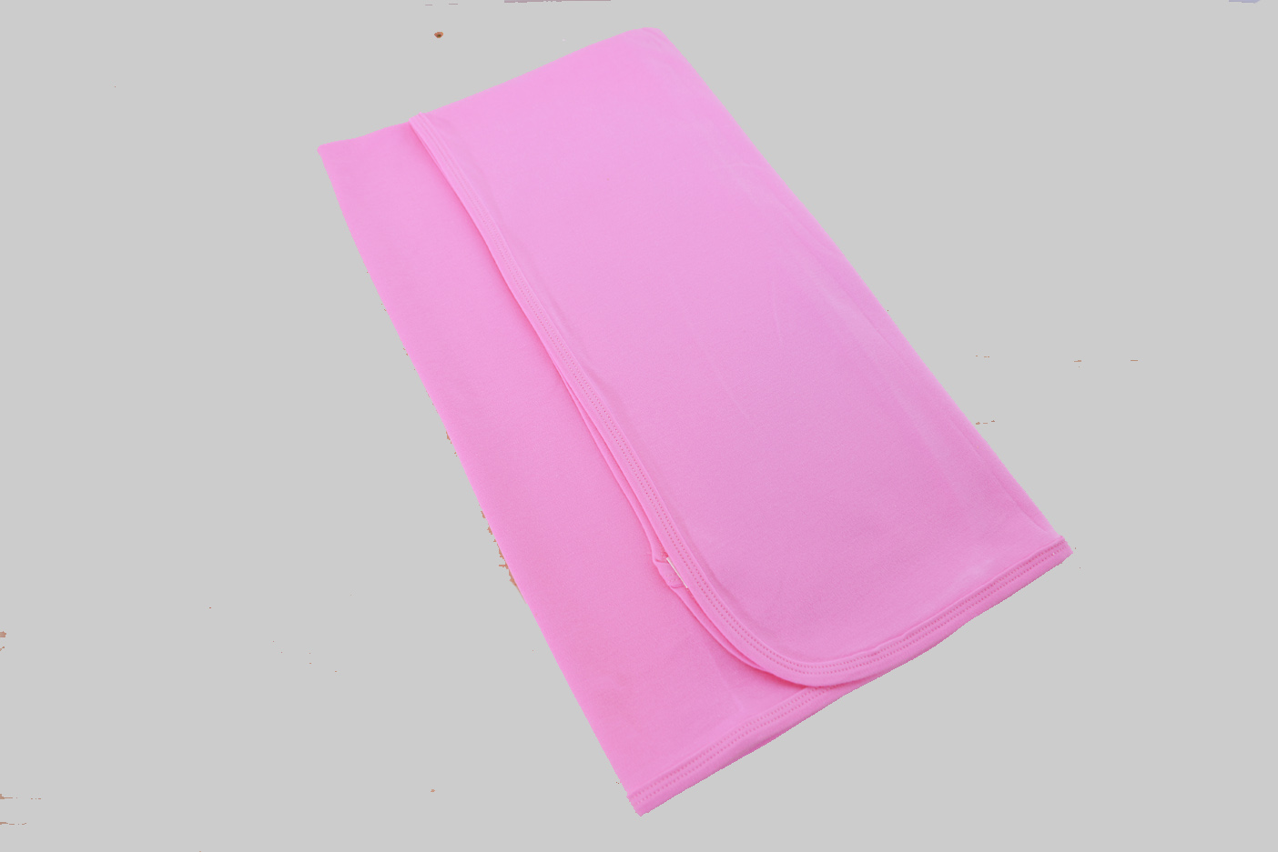 Candy Pink Receiving Blanket