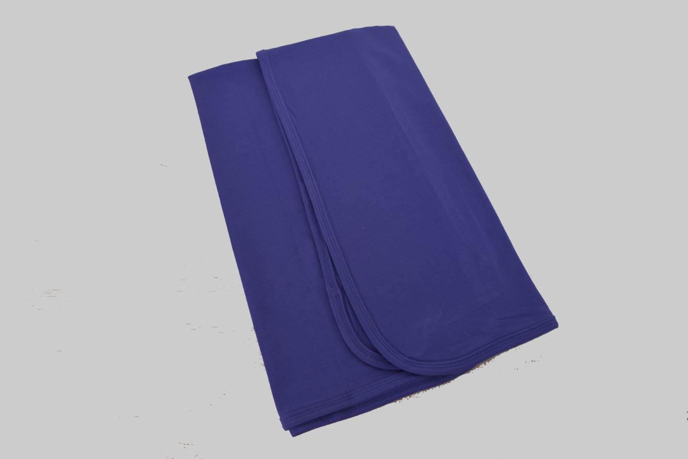 Purple Receiving Blanket