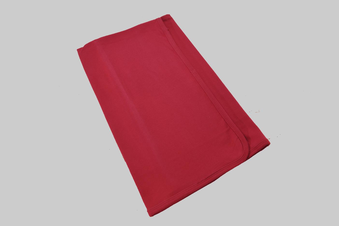 Sangria Receiving Blanket